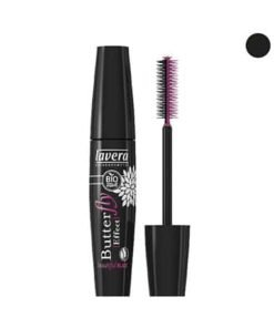 Lavera Mascara efecto mariposa Beautiful black