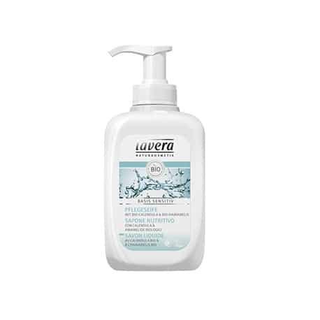 Lavera Jabón manos líquido Basis sensitiv