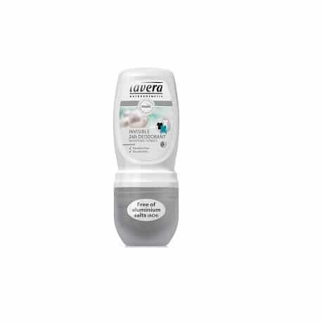 Lavera Desodorante roll-on Invisible