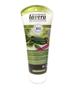 Lavera Gel ducha & Exfoliante 2en1 Café verde