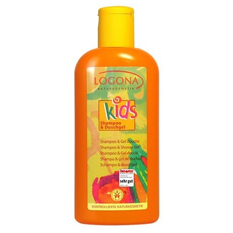 Logona Champu & Gel de Ducha Kids 200ml
