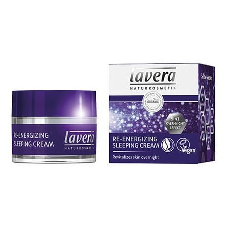 Lavera Crema Sleeping reparadora 50ml