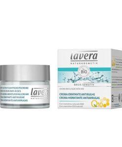 Lavera Q10しわ防止保湿剤