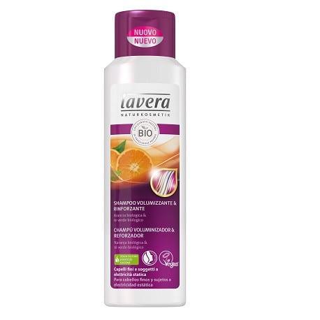 Lavera Champú Volumen y vitalidad
