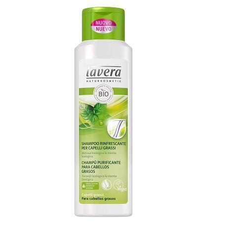 Lavera Champú Purificante cabellos grasos