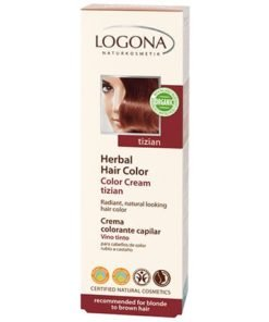 Logona Crema Color Vino Tinto Nº220 150ml