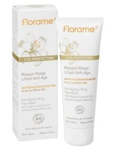 Florame Mascarilla facial efecto lifting Lys Perfection