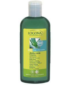 Logona Locion Corporal Daily con Verbena 200ml