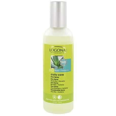 Logona Desodorante Spray Cuidado Diario