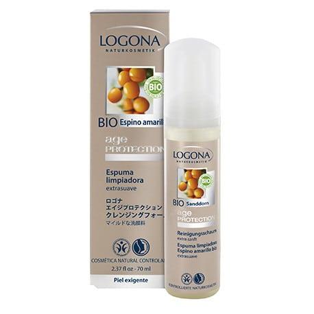 Logona Espuma Limpiadora Age Protection 70ml