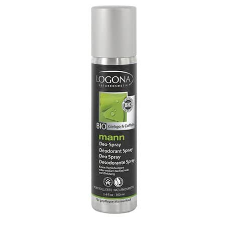 Logona Desodorante Spray Mann 75ml