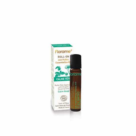 Florame Aceite esencial roll-on Dolor de cabeza