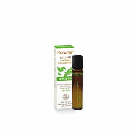 Florame Aceite esencial roll-on viaje zen