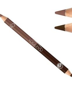 Logona Lapiz de Ojos 01 Doble Coffee