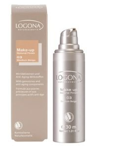 Logona Maquillaje Natural Finish 03 Medium Beige