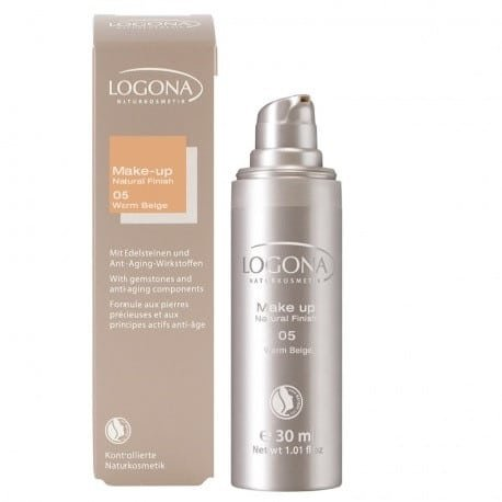 Logona Maquillaje Natural Finish 05 Warm Beige