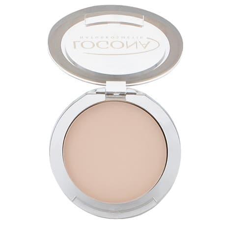 Logona Maquillaje en Polvo Compacto 02 Medium Beige
