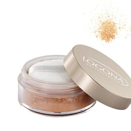 Logona Maquillaje 01 Polvo Suelto Beige