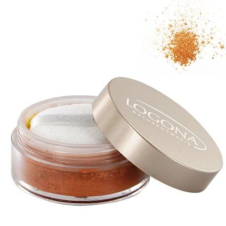 Logona Maquillaje 02 Polvo Suelto Bronze