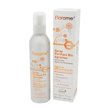 Florame Spray purificante Cítrico