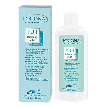 Logona Leche Limpiadora Sin Perfume 200ml