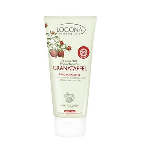 Logona Crema Ducha Reafirmante con Granada y Q10 200ml