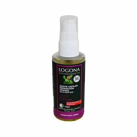 Logona Aceite Capilar Inca con Inchi Bio 75ml