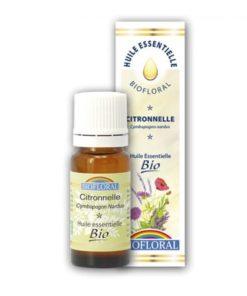 Biofloral Aceite esencial Citronela 10ml