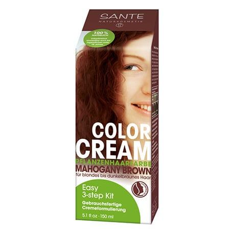 Sante Tinte En Crema Color Caoba 150ml