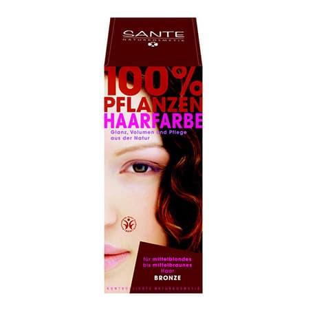 Sante Tinte Colorante Vegetal Bronce 100gr