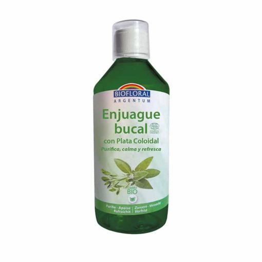 ENJUAGE BUCAL 500 ml BIOFLORAL