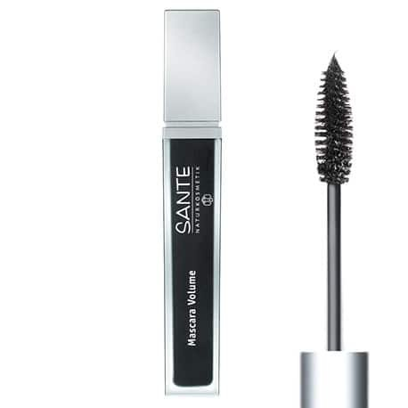 Sante Mascara Pestañas Volumen 01 Black