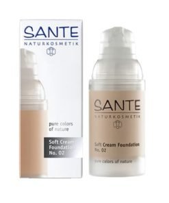Sante Maquillaje 02 Soft Cream Light Beige