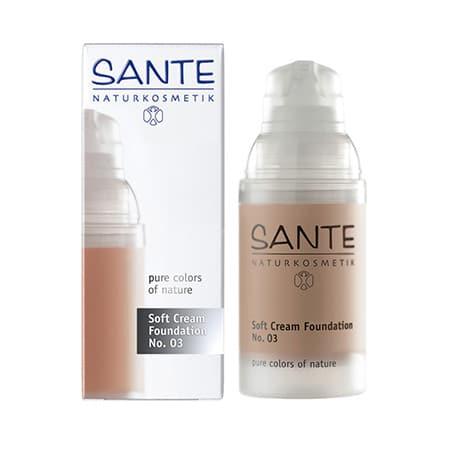 Sante Maquillaje 03 Soft Cream Sunny Beige
