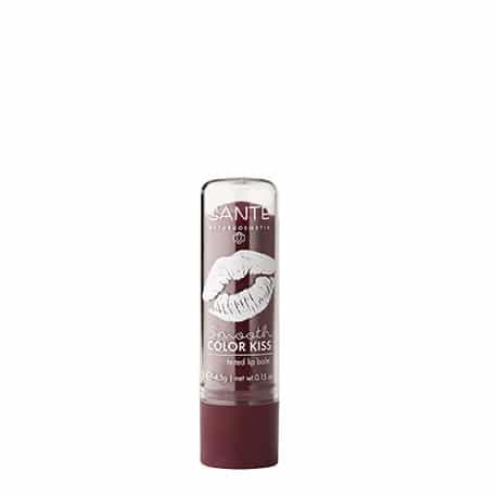 Sante Balsamo Labial Color Kiss 03 Soft Plum