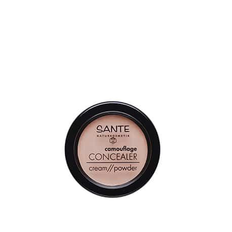 Sante Corrector Polvo-Crema 01 Beige