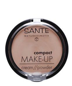 Sante Maquillaje Compacto Polvo-Crema 02 Sand
