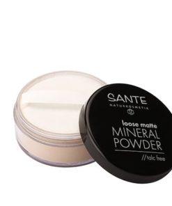 Sante Polvos Minerales Sueltos Mate 02 Sand