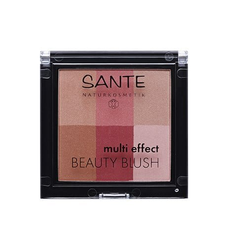 Sante Colorete Multi Effect 6 Tonos 02 Cranberry