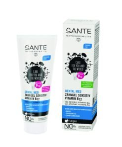 Sante Dentifrico con Vitamina B12 Sin Fluor