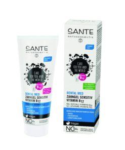Sante Dentifrico Vitamina B12 Sin Fluor