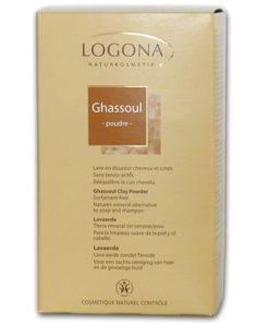 Logona Lavaerde Polvo Compacto Mineral 1Kg