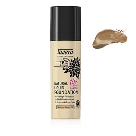 Lavera Maquillaje Fluido 05 Almond Amber 30ml