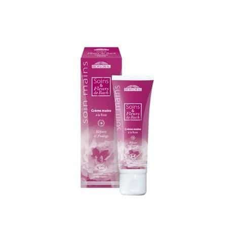 BACH&ROSA DAMASCENA FLOWERS HAND CREAM