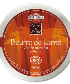 Biofloral Manteca de karité & Baobab