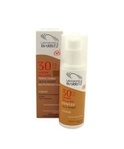 Laboratoires de Biarritz Crema facial color Golden SPF30