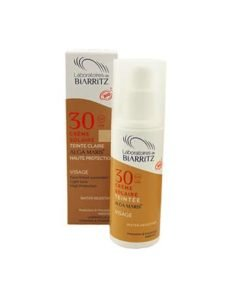 Laboratoires de Biarritz Crema facial color Light SPF30