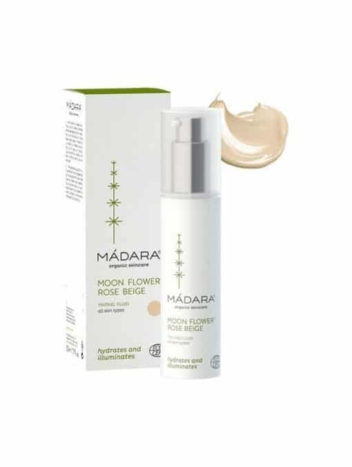 Madara Crema de Dia con Color Moonflower