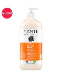 Sante champu-fortalecedor-brillo-family-950-naranja-y-coco-bio