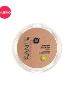 Sante maquillaje-polvo-mineral-bronceador